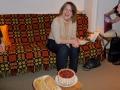 Terēze ar Rūtas cepto kūku