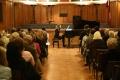 Svētku koncerts, pie klavierēm Olga Jegunova