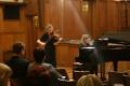 Dueta izpildījums - Kristīne Balanas un Olga Jegunova