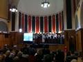Tautiešus ārzemēs neklātienē sveic Latvijas valsts prezidents Valdis Zatlers