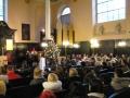 Baznīcēni kalausās flautistes Ilzes Ikšes izpildījumā