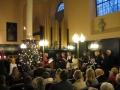 Dievkalpojumu kuplina arī Londonas latviešu koris