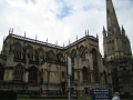 Pa ceļam redzam gotisko Sv Marijas Redklifa baznīcu
