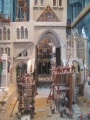 Makets par to kā Solsberijas katedrāle tika celta