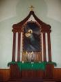 Altara glezna Līvānu baznīcā