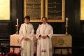 Draudzes mācītāja Elīza Zimane, viesojas LBL bīskape Jāna Jēruma-Grīnberga