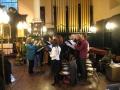 Dievkalpojumu kuplināja Londonas latviešu koris Lilijas Zobens vadībā