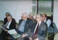 Mācītāji Aldonis Putce, Juris Jurģis un Ivars Gaide