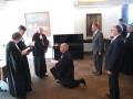 Māc Viesturs Vāvere tiek ievests Austumanglijas un Vidusanglijas draudzēs