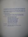 Klātesošo saraksts pirmajā luterāņu dievkalpojumā Sv. Annas un Sv. Agneses baznīcā 1966. gada 23. aprīlī