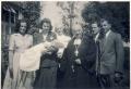 Kristības Ernstsonu ģimenē (1950.g.)